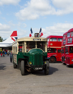 1935 - Renault TN4F Single Deck Bus