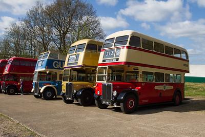 1968 - AEC Regent III RT Double-Decker Bus  - D67  (St Helens Corporation)