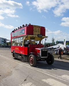 1925 - Dennis 4-ton Double-decker Bus - D142