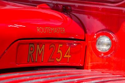 1960 AEC Routemaster Double-decker bus