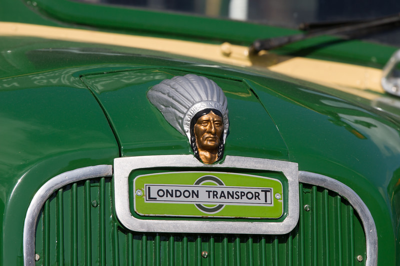 1953 Guy Special bus