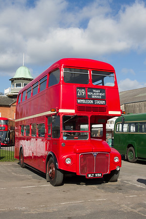 1961 AEC Routemaster Double-decker Bus