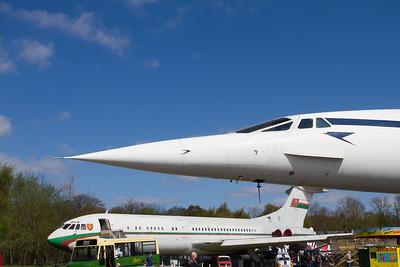 1974 - BAC Concorde (British Airways)