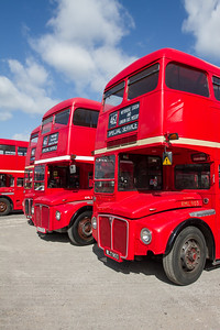 1966- AEC Routemaster Double-decker Bus - RML903