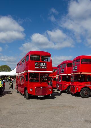 AEC Routemaster Double-decker bus