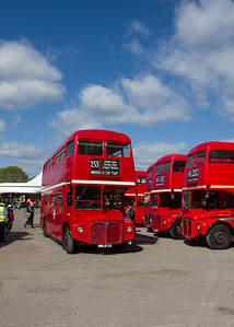 AEC Routemaster Double-decker Bus
