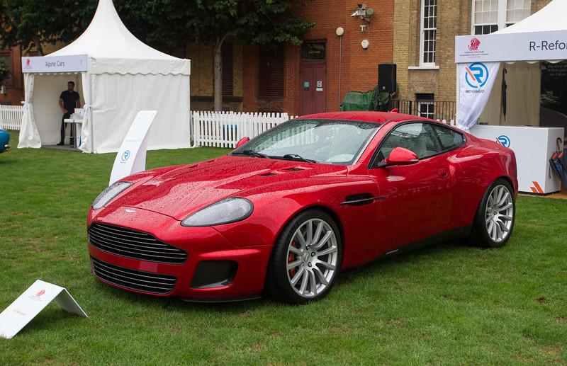 2019 Aston Martin Vanquish 25