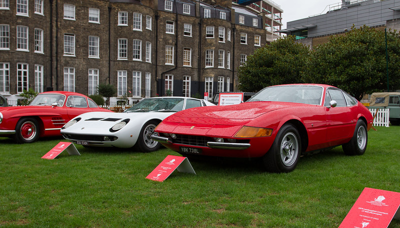 """1973 Ferrari 356 GTB/4 """"Daytona"""""""