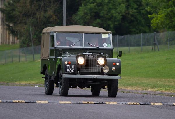 1956 - Land Rover 88'