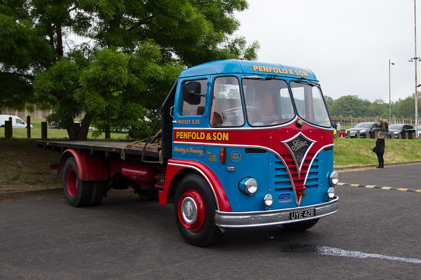 1959 - Foden S20 Flatbed Lorry