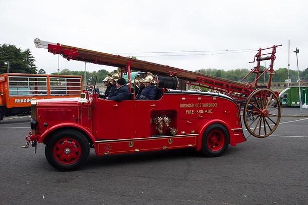 1939 - Leyland FK9 Fire Appliance