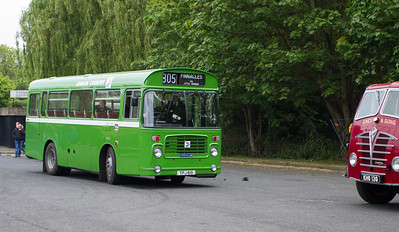 1977 - Bristol LHS Single Deck Bus