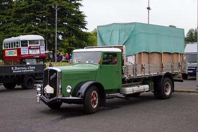 1958 - Berna L4 Lorry