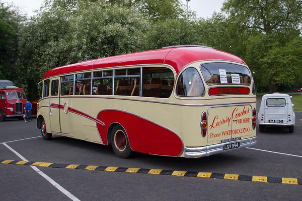 1958 - Bedford SB3 Coach