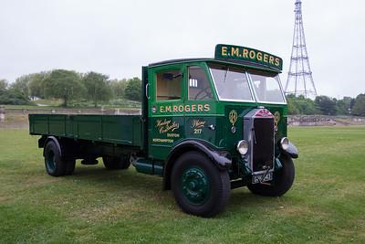 1936 Albion SP550