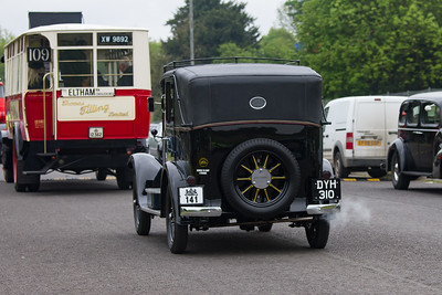1937 - Austin 12/4 Taxi