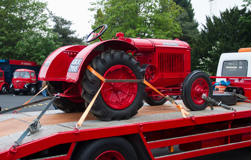 International Harvester Tractor