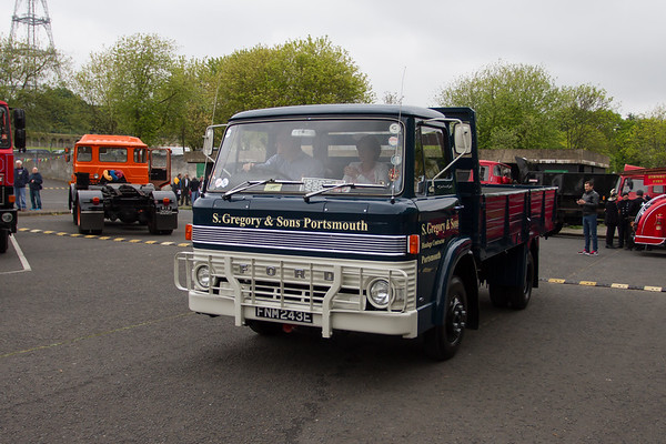 1967 - Ford D Series Lorry