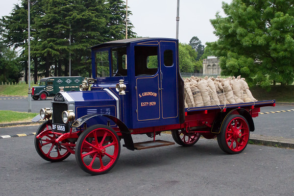 1924 Albion SB24 Flatbed Lorry