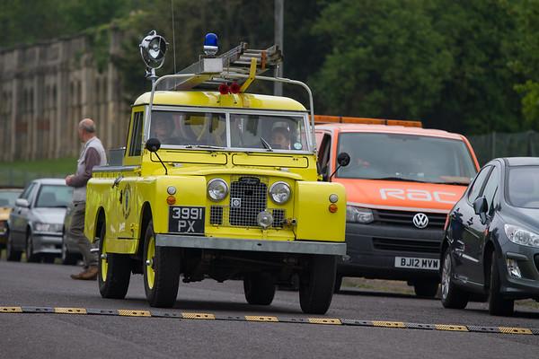 1960 - Land Rover 109 Series 2 Fire Appliance