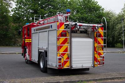 1989 Dennis RS Fire Appliance