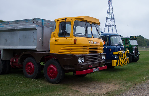 1969 Scammell Routeman Lorry