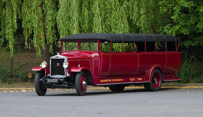 1929 Leyland Lioness Single Deck Bus