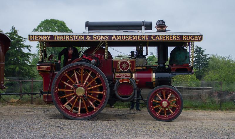 1922 - Burrell Showman's Road Locomotive