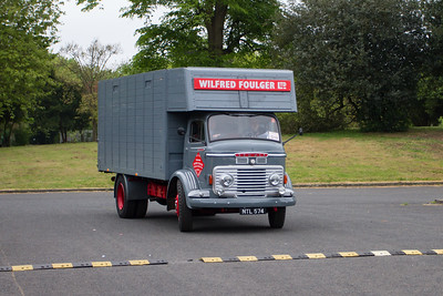 1958 - Commer QX Cattle Lorry