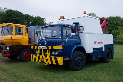 1974 - Bedford KM Recovery Truck