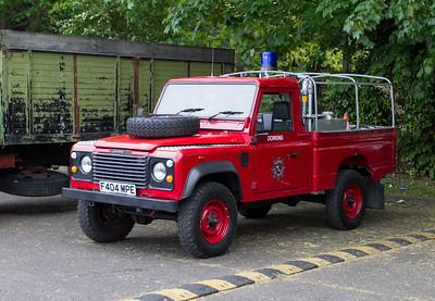 1988 - Land Rover 110 Hi-Cap Pick-Up