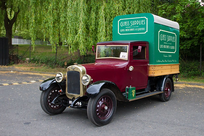 1923 - Austin 20 30cwt Van