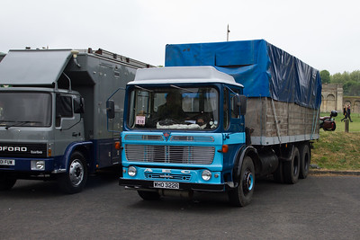 1976 - AEC Marshal Lorry