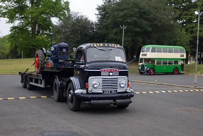 1958 - Commer QX Tractor Unit & Trailer