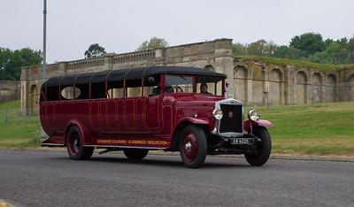 1929 - Leyland Lioness Single Deck Bus