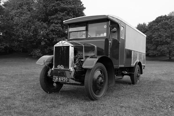 1929 Albion LB41 Van