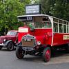 1925 - Tilling-Stevens TS7 Single Deck Bus