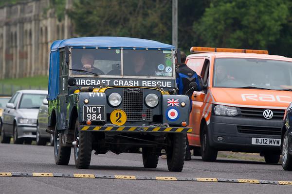1951 - Land Rover RAF 80 Series I