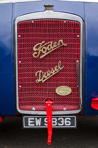 1936 - Foden S Type Wagon