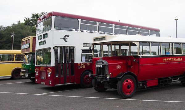 1925 - Tilling Stevens TS7 Single Deck Bus