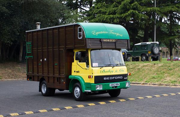 1984 - Bedford TL Horsebox