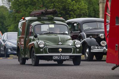 1966 - Morris Minor Van