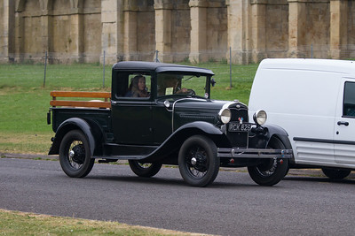 1931 - Ford Model A Pick-up