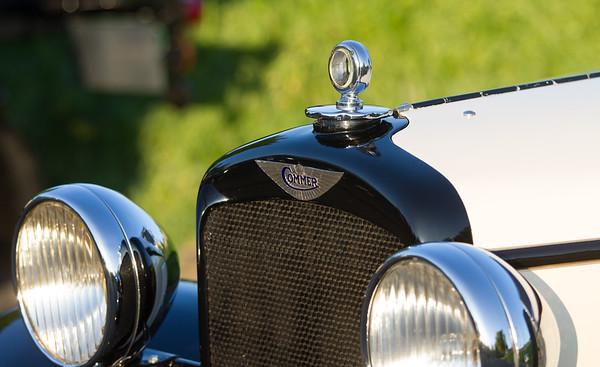 1934 Commer 8cwt Van