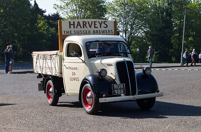 1957 - Fordson Thames Van