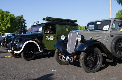 1941 - Morris Z Van Type 2