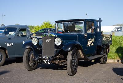 1931 - Austin 166 Pick-up