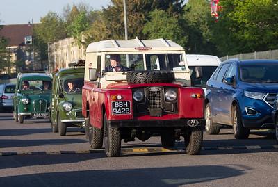 1964 - Land Rover Series IIA LWB