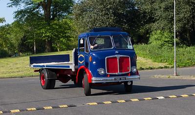 1961 - AEC Mercury Flatbed Lorry
