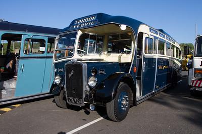 1951 - Bristol LL6B Coach